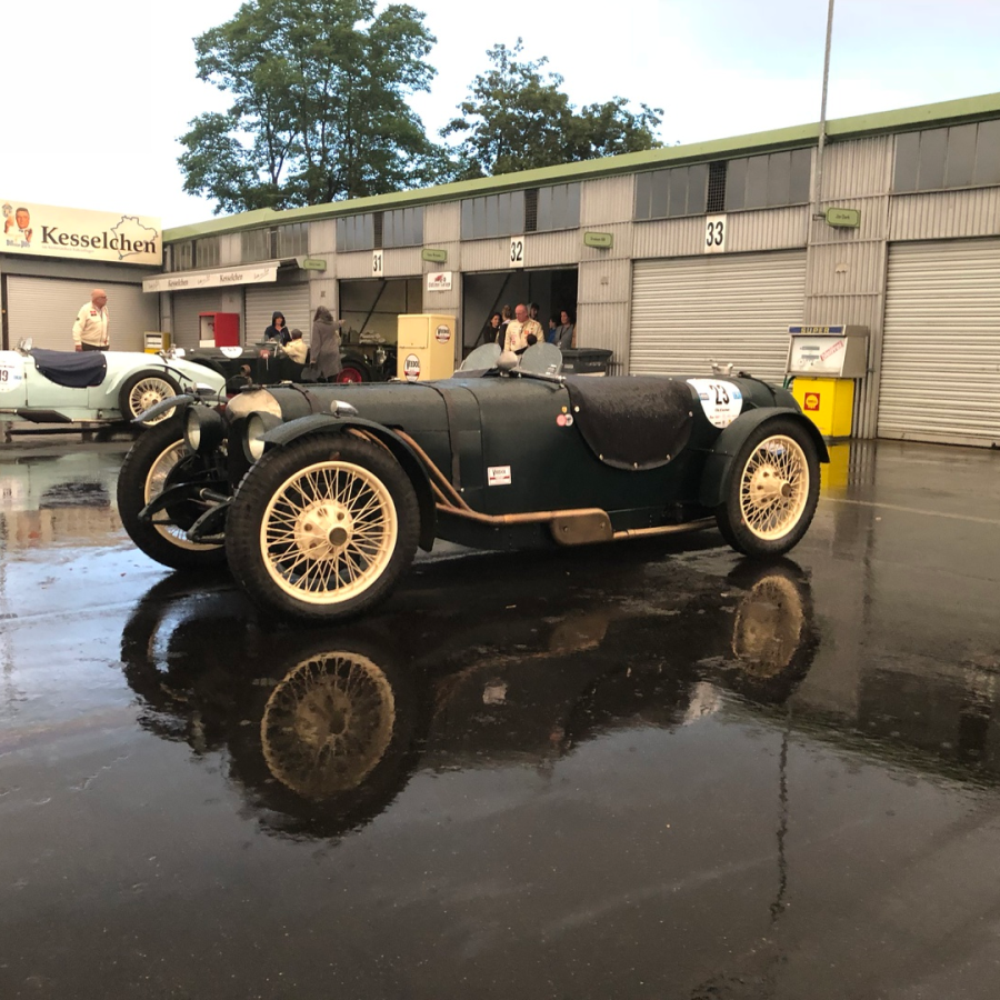 Nürburgring-Classics  Juni 2018